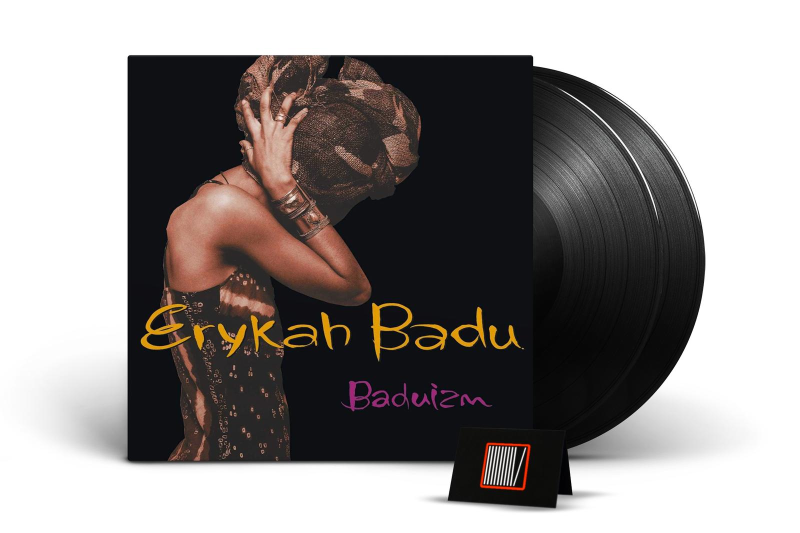 płyta winylowa Erykah Badu